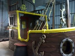 Pirate Ship Bedroom by 13 Cool Pieces Of Kids U0027 Furniture On Etsy Homes And Hues