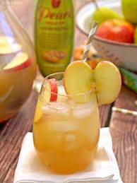 Non Alcoholic Thanksgiving Drinks Apple Pie Punch Recipe Apple Pie Thanksgiving And Pies