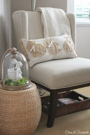Ideas To Decorate Home Easter And Spring Decor Ideas Clean And Scentsible