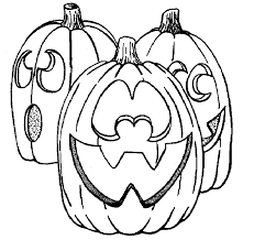 halloween pumpkin coloring coloring