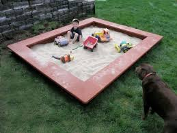 Horseshoe Pit Dimensions Backyard Dover Projects How To Build A Sandbox With Seats
