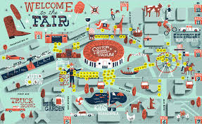 State Fair Map State Fair Of Texas 2015 Map Frugal In Fort Worth Blog Coupon