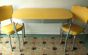 Yellow Kitchen Table And Chairs - the fisk files five favorites home decor