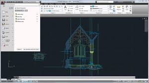 autocad lt 2014 tutorial getting started user interface youtube