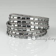 silver rhinestone bracelet images Crystal slake bracelets shiny rhinestone bracelet bling bling jpg