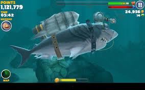 Hungry Shark Map Shark Man Hungry Shark