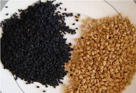 kalonji for hair growth fenugreek seed infused coconut oil for long hair split ends diy