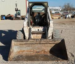 2005 bobcat s250 skid steer item db4663 sold february 1
