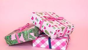 pink gift wrap gift wrap sweet caroline designs