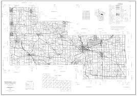 Wisconsin Counties Map by Shawano County Maps And Gazetteers