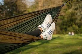 free photo rainbow hammock stripes max pixel