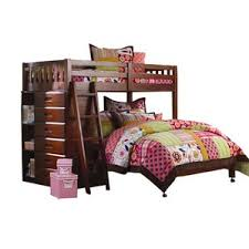 Full Over Full Bunk  Loft Beds Youll Love Wayfair - L shaped bunk beds twin over full