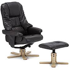 Leather Swivel Recliner Sorento Leather Brown Swivel Recliner Armchair Chair With Foot