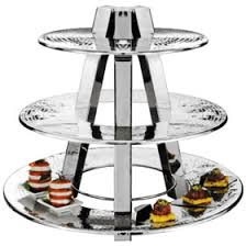 tiered serving trays catering and buffet equipment zesco com