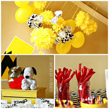 brown birthday party 21 best peanuts party images on snoopy birthday