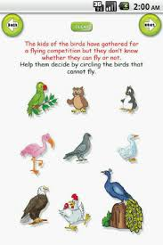 birds u0026 insects for ukg kids android apps on google play