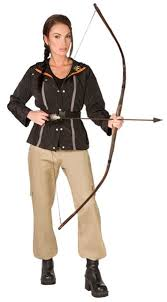 Katniss Halloween Costume 5 Thrifty Trendy 2012 Halloween Costumes U2013 Rock Show