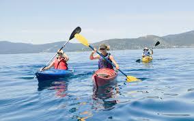 Comfort Inn By The Sea Monterey Adventures By The Sea Monterey Kayaking U0026 Bike Riding