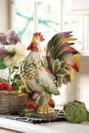 Rooster Kitchen Canisters 66 Best Fitz And Floyd Roosters Images On Pinterest Rooster