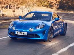 2017 alpine a110 interior alpine a110 review parkers