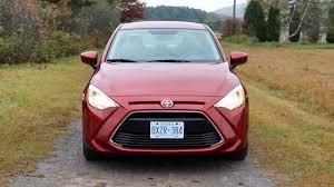 2016 toyota yaris sedan first drive review