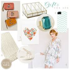 holiday gift ideas for her u2013 cute u0026 co