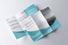 Tri Fold Program Professional Tri Fold Brochure Design By Nazmul57 Envato Studio