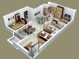 3d home design layout software 3 bedroom house plans 3d design with 3 bathroom house design ideas