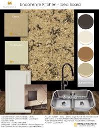 cambria lincolnshire kitchen idea board for the kitchen