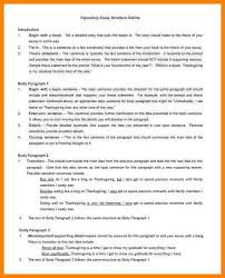 10 outline of an essay exle address exle