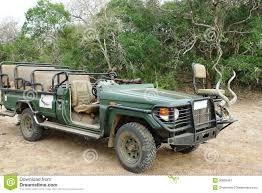 safari jeep safari 4wd jeep at private game reserve south africa editorial