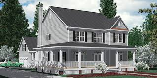 small house plans with wrap around porches southern heritage home designs house plan 3789 a the calhoun a
