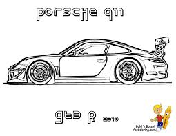 porsche coloring pages chuckbutt com