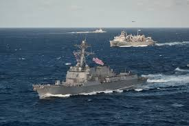 build a navy navy plans to build fewer ships right as it s about to get busier