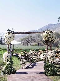 Garden Wedding Ceremony Ideas Garden Wedding Ceremony Ideas Modwedding