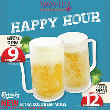 Exklusive K Hen Movida Happy Hour Extra Cold Beer Promotion Loopme Malaysia