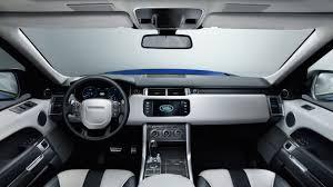 range rover velar dashboard range rover sport svr toned in all terrain autocarweek com