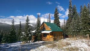 secluded colorado log cabin with expansive homeaway valley of