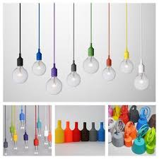 Cable Pendant Lighting Modern Ceiling Fabric Cable Pendant L Holder 1 Meter