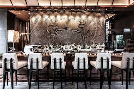 Top Restaurants And Bars With A Glamorous Interior Interior - Bar interior design ideas