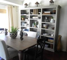the dining room bookcases oak house design co