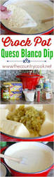 crock pot white queso dip recipe from the country cook just like