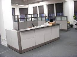 Gray Reception Desk Herman Miller Reception Desks U2014 Office Furniture Nyc