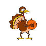turkey clipart pencil and in color turkey clipart