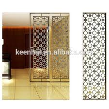 Retractable Room Divider by Home Decoration Stainless Steel Retractable Removable Room Divider