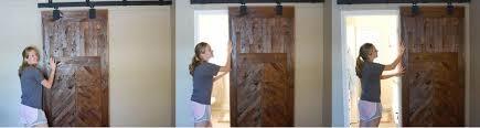 Barn Door Furniture Company Sliding Barn Door