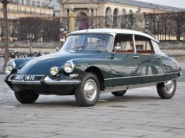 vintage citroen ds most beautiful car
