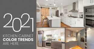 what colors are trending for kitchen cabinets 2021 kitchen cabinet color trends are here cabinetcorp