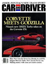 lexus f sport car and driver formula c d the car and driver covers of the 1990s