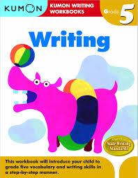 grade 5 writing kumon writing workbooks kumon publishing